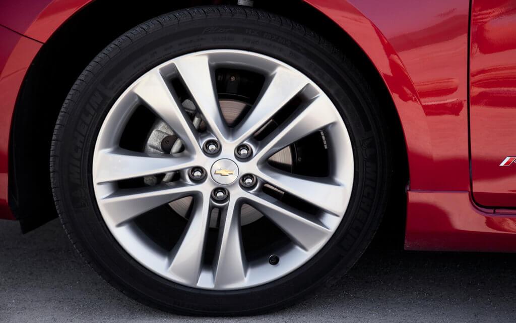Колеса Круз (колеса Chevrolet Cruze)